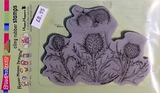 Stampendous Cling House-Mouse Thistle Nap stamp HMCR57