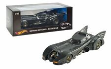 1992 Batman Returns Movie Batmobile 1:18 Scale Hotwheels Diecast Car CMC96