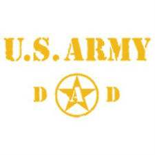 U.S. Army Dad T-Shirt All Sizes & Colors New