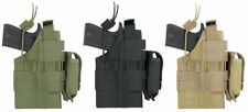 Condor H-1911 Ambidextrous MOLLE Modular Pistol Holster Magazine Pouch fits 1911