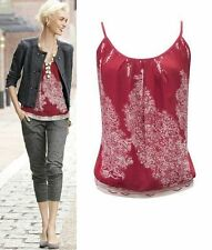 Cabi Township Cami- Size XS,S,M-Great for layering or Fun Summer Top-SO CUTE!