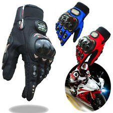 NEW Motorbike Summer Fiber Bike Motocross Racing Gloves Pro-Biker Motorcycle