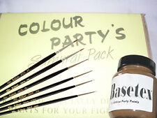 Colour Party Paints - Paint Brushes and Acrylic Paint Sets.