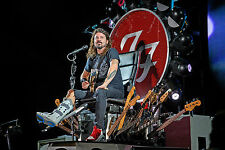 DAVE GROHL Foo Fighters POSTER 2 (SIZES-A5-A4-A3-A2) + A SURPRISE A3 POSTER