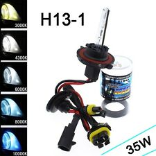 All Color Xenon HID Replacement Bulbs Light 6k 8k White Ice Blue Low beam H13 J
