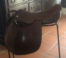 Lethers Close Contact Jumping Saddle 17.5