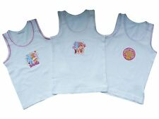 In The Night Garden/Upsy Daisy 3 Pack Girls Sleeveless Vests