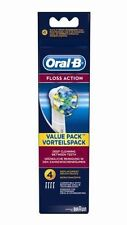 Braun Oral-B Floss Action Electric Toothbrush Heads [EB25] Range of Pack Sizes