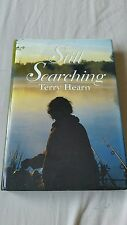 Still searching by Terry hear signed copy carp fishing book
