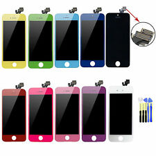 For iPhone 5 5G Replace LCD Display+Touch Screen Digitizer Assembly Multicolor