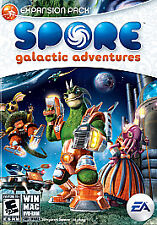 Spore Galactic Adventures by Electronic Arts
