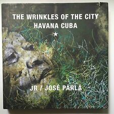 *SIGNED* JR & José Parlá: Wrinkles of the City. Hardback book 2012. Graffiti Art