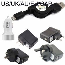 Retractable micro usb charger for Motorola Backflip Qa1 Karma Quench V8 V9M car