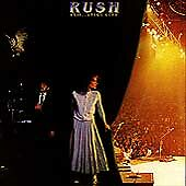 RUSH - EXIT STAGE LEFT - LIVE CD!
