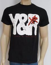 """Young & Reckless """"Dirty"""" Logo Tee Mens Black T-Shirt New NWT"""