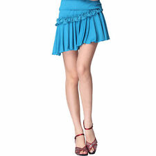 Ballroom/Belly Dance Dress Latin Dance Short Skirt Standard Prom Wear