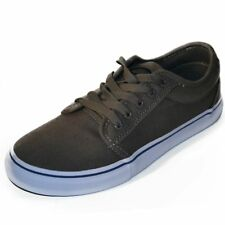 ADIO MENS MELBOURNE CANVAS SKATE SHOES