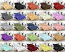 1000TC QUEEN SIZE USA BEDDING SHEETS COLLECTION 100% COTTON (28) STRIPE COLOR'S