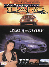 Outlaw Street Cars Vol 1: Death and Glory (DVD, 2004)