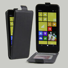 New Ultra Slim PU Leather Flip Case Phone Cover For Nokia Lumia Models