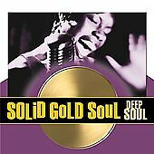 Solid Gold Soul: Deep Soul by Various Artists (CD, Mar-2000, Rhino Like New!