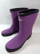 Gardening BOOTS~Bearpaw~PURPLE or BLUE~Mud Waterproof~Womens 7 10 NEW!