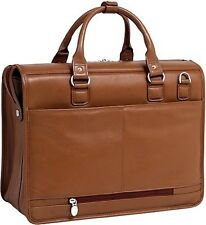 S Series Gresham Leather Litigator Laptop Brief. Shipping Included
