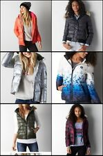 NEW WOMEN AEO AMERICAN EAGLE OUTFITTERS WINTER JACKET DOWN FILL COAT SZ XS S M