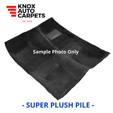 "MOULDED CAR CARPET TO  SUIT HOLDEN HD & HR  ""SUPERPLUSH"""