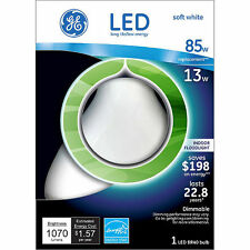 GE LED 13 Watt R40 Indoor Floodlight Soft White