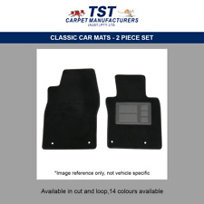 CLASSIC TAILORED CAR MATS (J03) CHRYSLER VALIANT R&S SERIES AP5 AP6 VC 60-672PCE