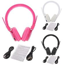 Bluetooth Handsfree Earphone Headset Headphone for Mobile Phone Pink/White/Black