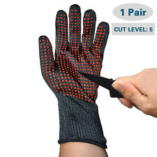 HOT Safety Cut Proof Stab Resistant Anti-Slash Army-Grade Outdoor Working Gloves
