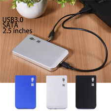"Urtral Slim 2.5"" USB 3.0 SATA BOX HD HDD Hard Driver Box External Case Disk"