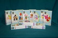 Cricut~Lots of Gently Used/New CARTRIDGES To Choose From Locker Talk Christmas +