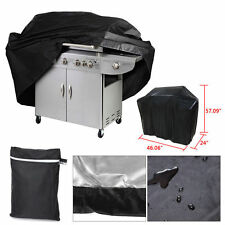 Outdoor Waterproof Heavy Duty Extra Large BBQ Cover Barbecue Grill Gas Protector