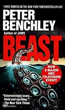 Beast by Peter Benchley (1992, Paperback)