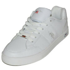 U.S. Polo Assn. Shoes Cale H White Mens Sneakers