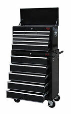 X-LARGE TOOL CHEST TOP CABINET TOP BOX AND ROLLCAB BOX US BALL BEARING SlIDES