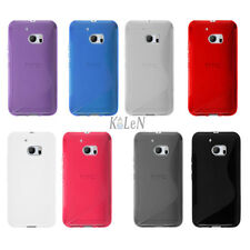 S Style Gel TPU Phone Silicone Case Cover Skin Shell For HTC One M10 Lifestyle