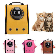 Pet Dog Cat Carrier Bag Air Space Crate Supplies Tote Portable Backpacks Outdoor