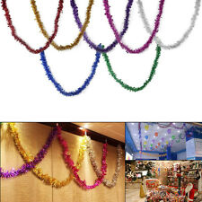Tinsel Garland Christmas Tree Decoration 2 Meters Party Home Decor Ornament