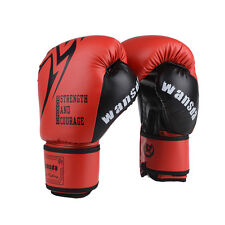 12OZ Bag Punch Training Adults Women Men Boxing Gloves MMA Muay Thai Boxe