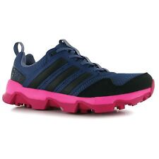 Adidas GSG9 Trail Running Shoes Womens Purple Run Fitness Trainers Sneakers