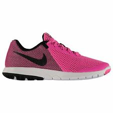 Nike Flex Experience 5 Running Shoes Womens Pink/Black Fitness Trainers Sneakers