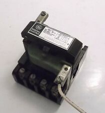 New general electric size 1 motor starter 120 vac coil 10 for General electric motor starters