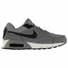 Nike Air Max Ivo Training Shoes Mens Grey/Black/White Fitness Trainers Sneakers