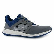 Adidas Energy Bounce Running Shoes Mens Grey/White/Blue Sports Trainers Sneakers