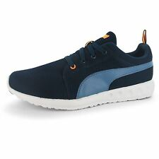 Puma Carson Run Running Shoes Mens Blue/Blue Fitness Sports Trainers Sneakers