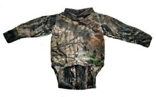 Infant / Baby Camo Diaper Shirt Mossy Oak Breakup Country Camo
